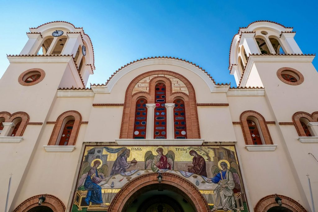 Holy Trinity Church (Agia Triada) Lasithi Lassithi Crete - allincrete.com