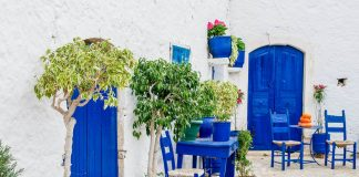 Piskopiano Village Heraklion Crete - allincrete.com