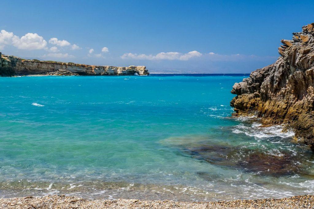 Geropotamos Beach Rethymno Crete - allincrete.com