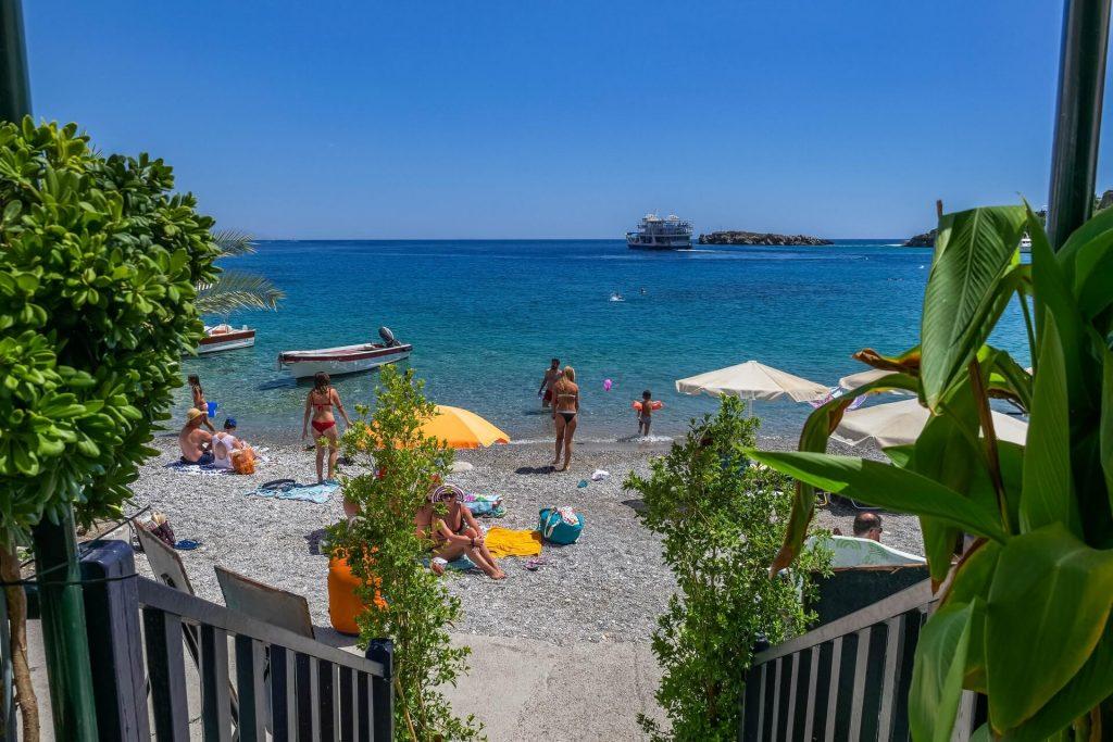 Loutro Beach Chania Crete - allincrete.com
