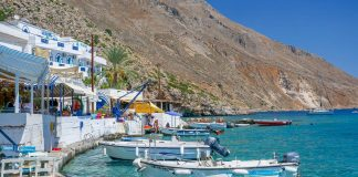Loutro Village Chania Crete - allincrete.com