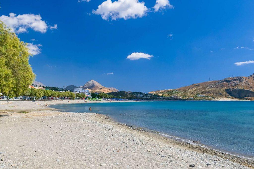 Plakias Beach Rethymno Crete - allincrete.com