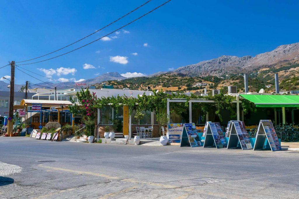 Plakias Village Rethymno Crete - allincrete.com