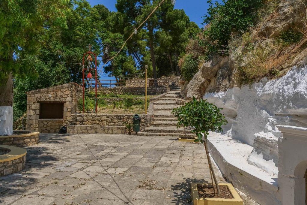 Agia Irini Church Heraklion Crete Greece - allincrete.com