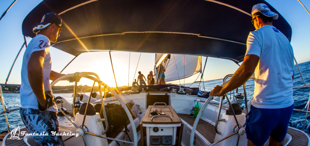 Fantasia Yachting Excurcions - allincrete.com