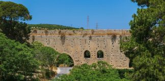 Spilia Venetian Aqueduct Heraklion Crete Greece - allincrete.com