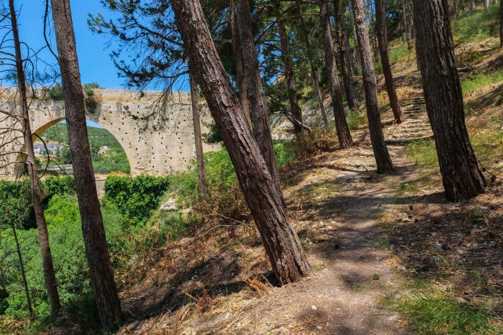 Spilia Venetian Aqueduct Heraklion Crete Greece - allincrete.com
