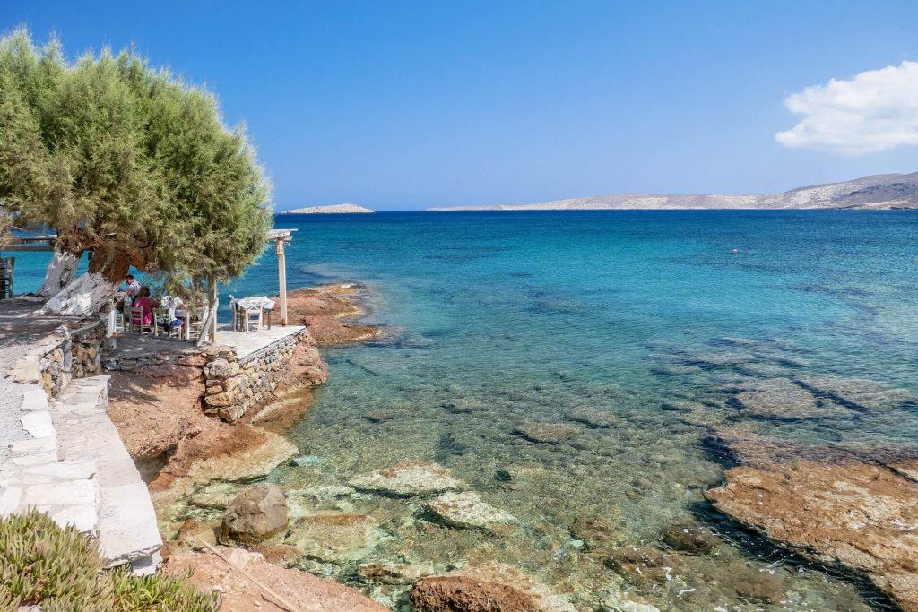 Chiona Hiona Beach Lasithi Lassithi Crete Greece - allincrete.com