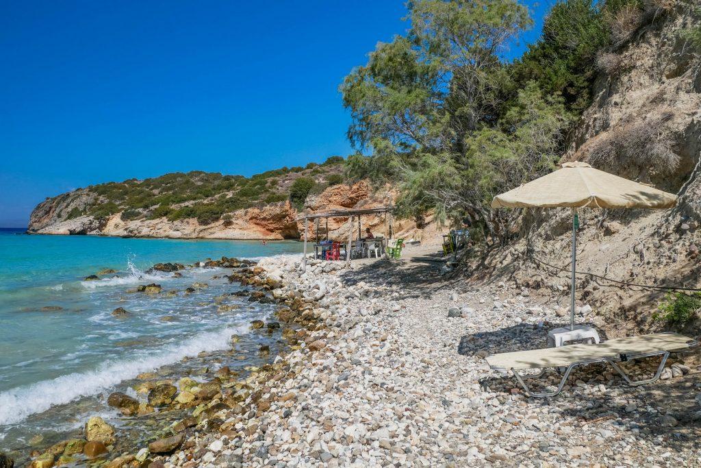 Iston Beach Agios Nikolaos Lasithi Crete Greece - allincrete.com