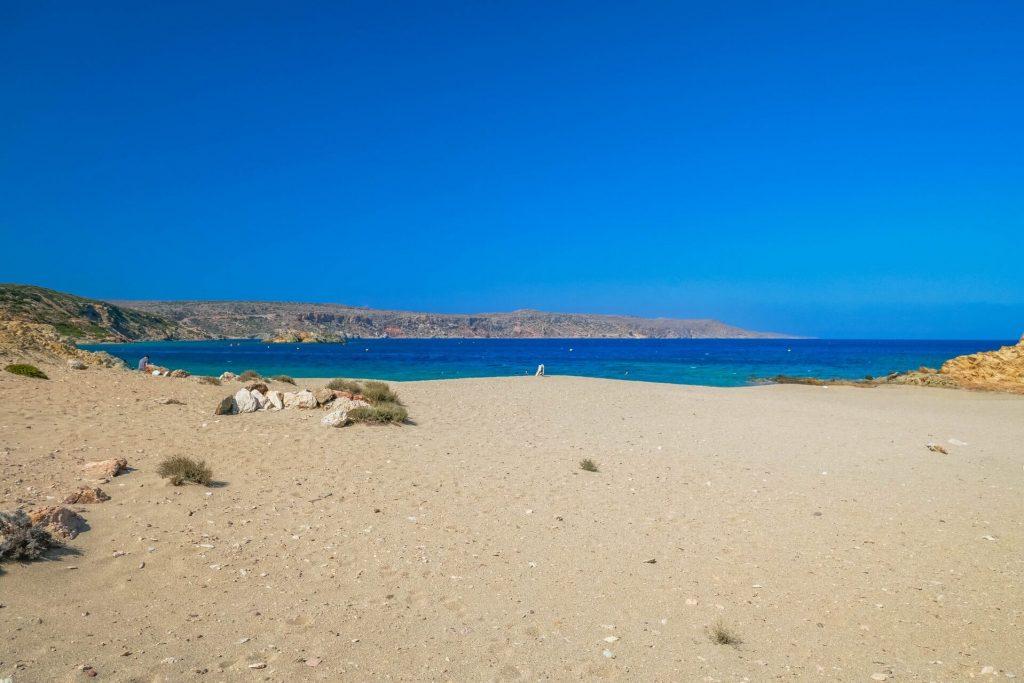 Psili Ammos Beach Lasithi Lassithi Crete Greece - allincrete.com