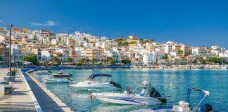 Sitia Port & Marina Lasithi Crete - Copyright Allincrete.com