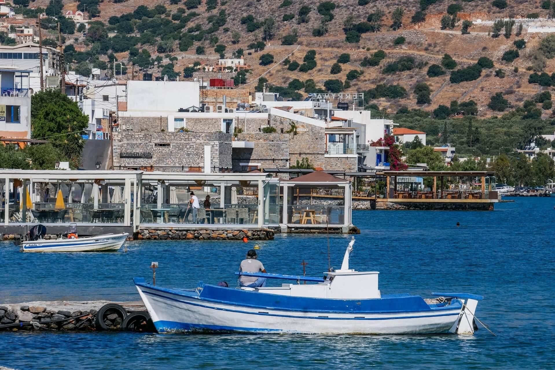 Elounda in Agios Nikolaos Lasithi Crete - Copyright Allincrete.com