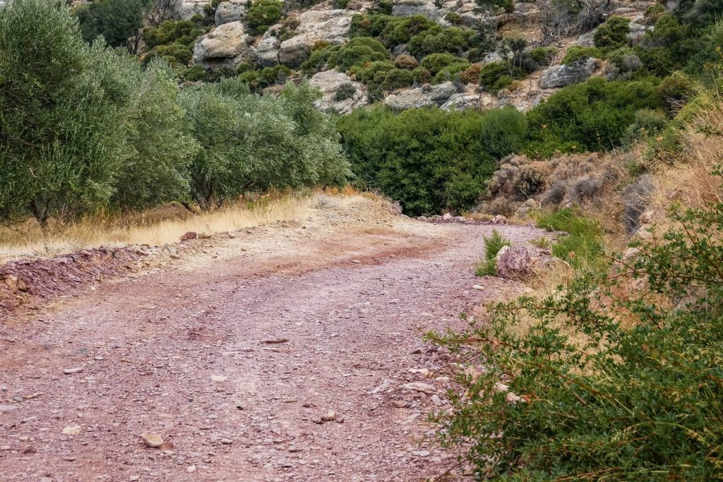 Gorge of the Dead Kato Zakros Lasithi Crete - Copyright Allincrete.com