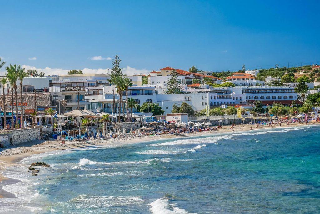 Hersonissos Port Heraklion Crete - Copyright allincrete.com
