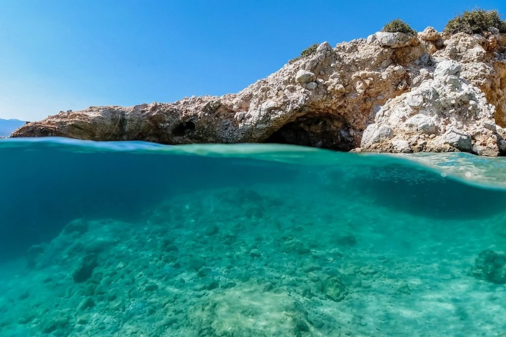 Istron Beach Lasithi Crete - Photo Copyright Allincrete.com