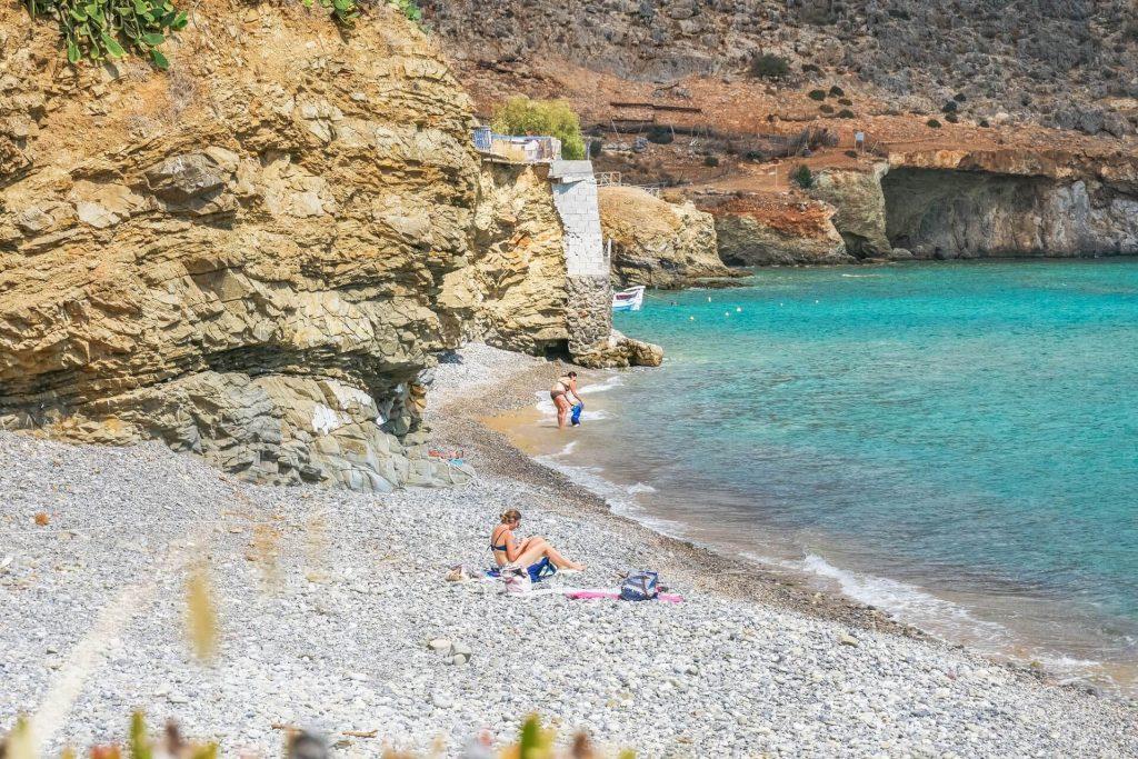 Kato Zakros Sitia Lasithi Crete - Copyright Allincrete.com