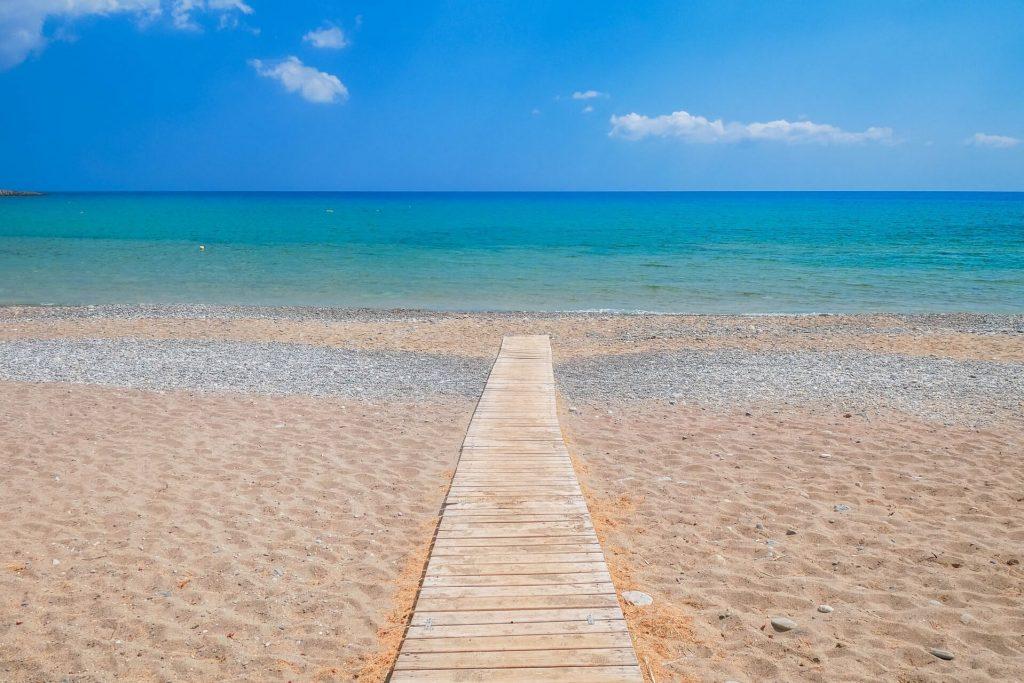 Kato Zakros Beach Sitia Lasithi Crete - Copyright Allincrete.com