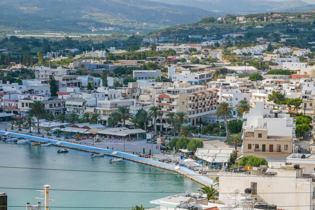 Sitia Port in Lasithi Crete - Copyright Allincrete.com