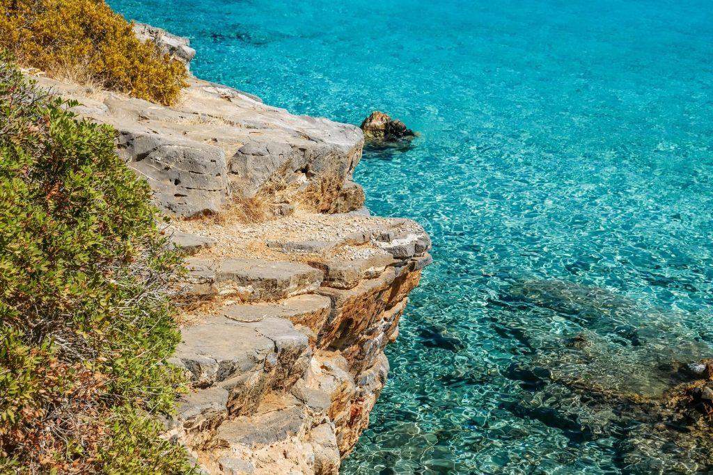 Kolokytha Beach in Agios Nikolaos Lasithi Crete - Copyright Allincrete.com