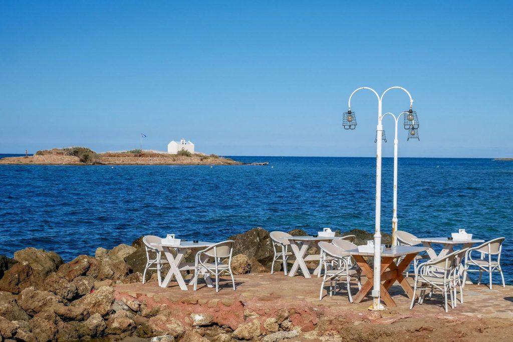 Afentis Christos Church Malia Beach Heraklion Crete - Copyright allincrete.com