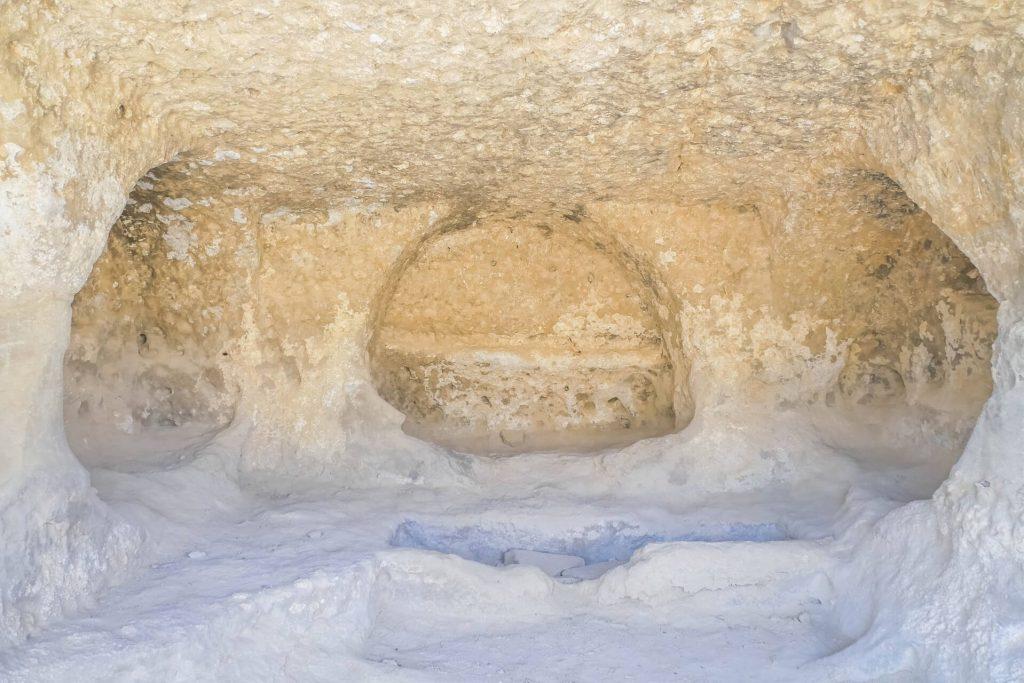 Matala Caves Heraklion Crete - Copyright allincrete.com