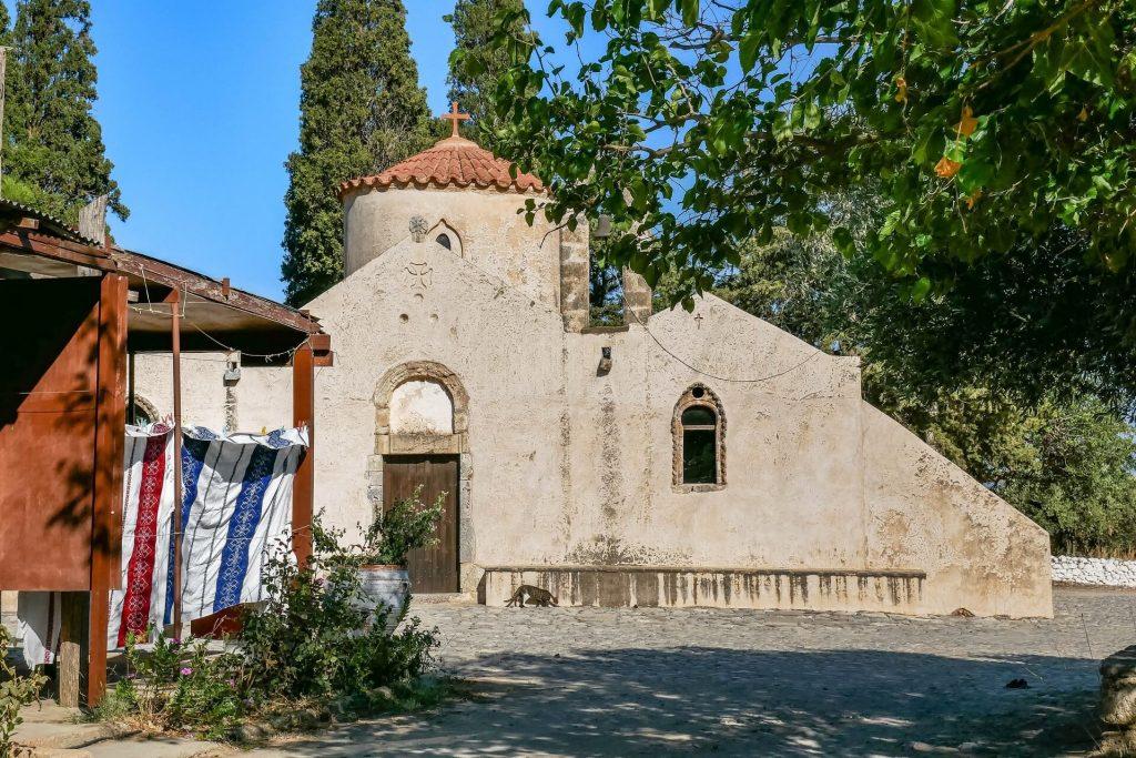 Panagia Kera Agios Nikolaos Lasithi Crete - Copyright Allincrete.com