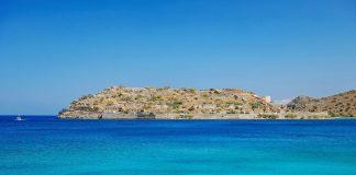 Spinalonga Island in Agios Nikolaos Lasithi Crete