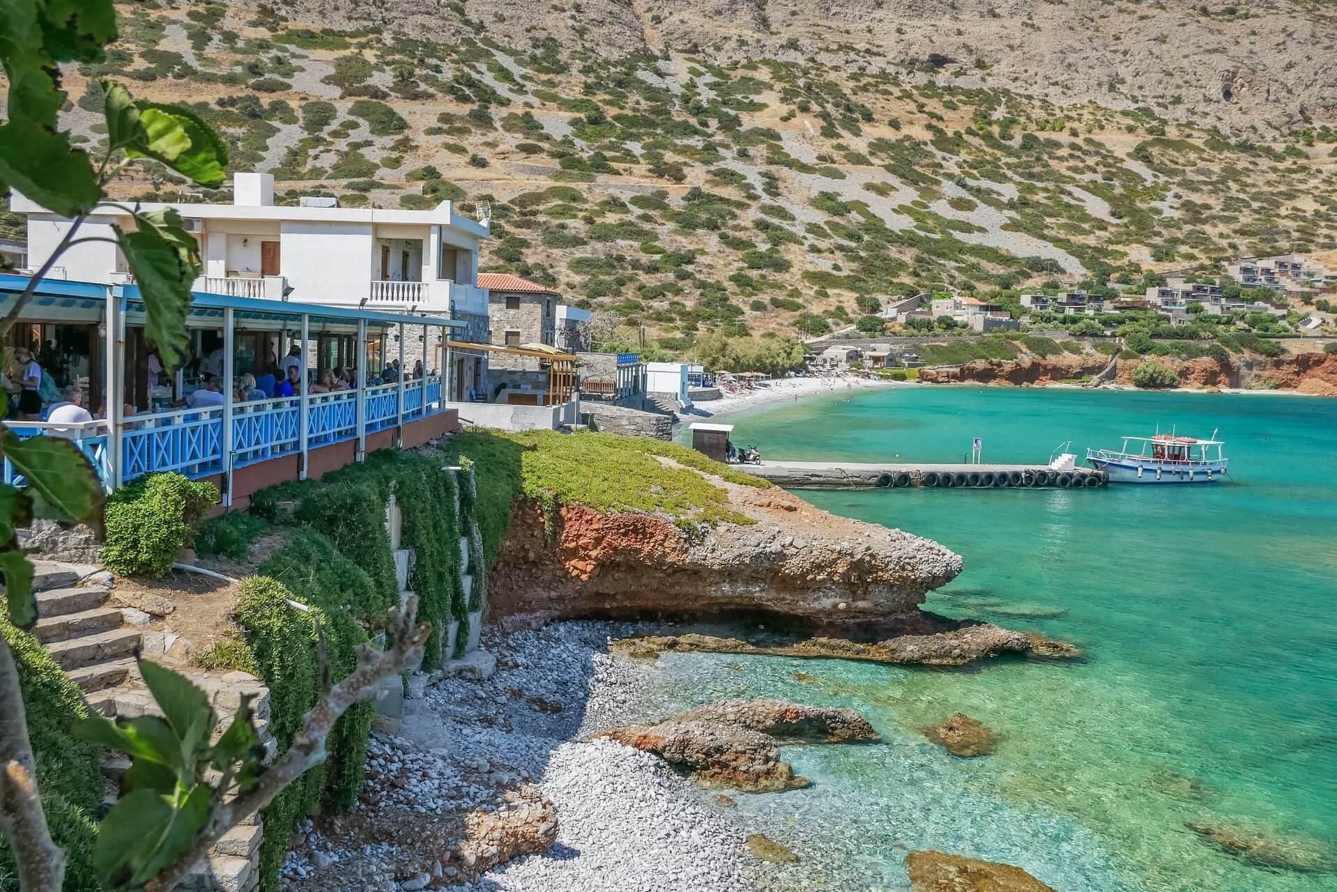 Plaka in Agios Nikolaos Lasithi Crete - Copyright Allincrete.com