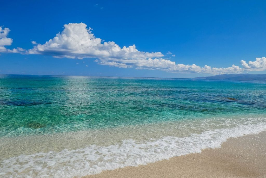 Sarantaris Beach Hersonissos Heraklion Crete - Copyright allincrete.com