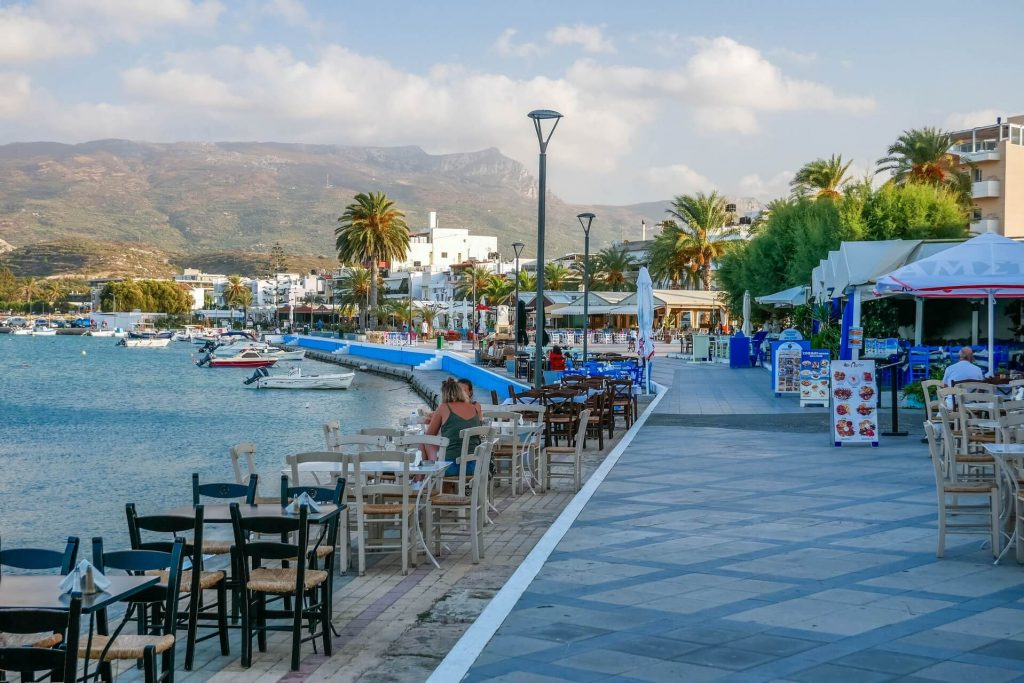 Sitia Port Marina Lasithi Crete - Copyright Allincrete.com